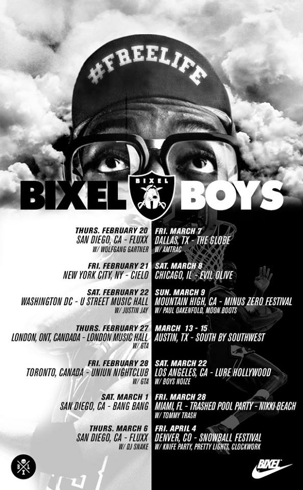 Bixel Boys – The Cult Creatives
